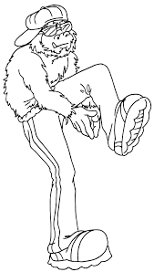 13 images of hip hop dancer coloring pages hip hop dance
