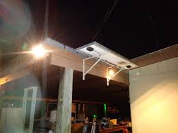 solar powered led yard lighting made cheap easy 9 steps with