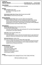 Study Abroad Resume Sample by Lab Resume Examples Free Resume Example And Writing Download