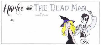 harlee u0026 the dead man mind circus comics