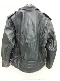 leather motorcycle gear viewing images for fox creek leather classic motorcycle jacket ii