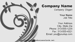 designs free printable cute business card templates plus free
