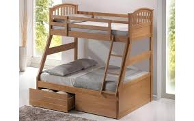 Bunk Beds For Three Bedroom Brilliant In Addition To Beautiful Double Wooden Bunk Beds