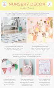 Nursery Decor Blog by 23 Inspiring Nursery Decor Ideas For 2017 Personal Creations Blog