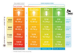 Energy Efficient Led Light Bulbs by Nrdc Lighting Buying Guide Fall Fix Up Ideas Around The Home