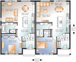 2 family home plans decohome