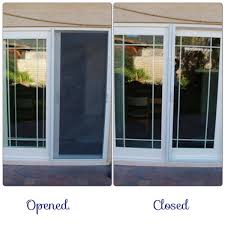 storm door with screen and glass storm doors for sliding patio doors outdoorlivingdecor