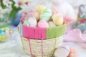 easter candy eggs marbled easter egg truffles sugarhero