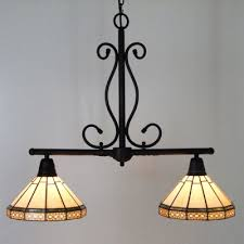 Glass Island Lights Creative Of Stained Glass Island Lighting Fixtures Fashion Style