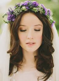 bridal flowers for hair floral hair pieces for brides bridal hairstyle with flower