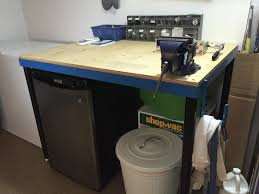 Work Bench With Vice Building Golf Clubs At Home The Essential Tips Tricks And Tools
