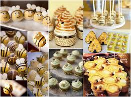 themed baby shower bee licious ideas for a bee themed baby shower beau coup