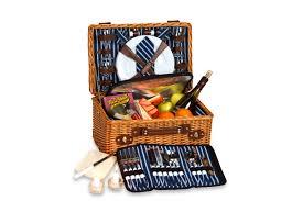 Picnic Basket Set For 4 Picnic Basket Sets Copley 2 Person Picnic Basket Picnic Plus The