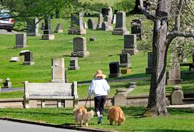 how an oakland cemetery became a popular park