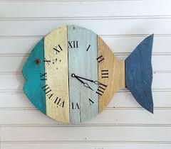 themed wall clock tropical themed wall clocks