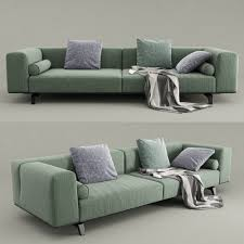 casa torreano sofa 300cm high arm 3d model cgtrader