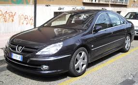 2010 peugeot for sale file 2008 peugeot 607 front jpg wikimedia commons