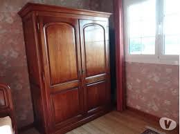 chambre coucher merisier chambre à coucher merisier massif 4 pièces en offres mai