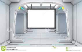 3d futuristic screen stock illustration image 58484518