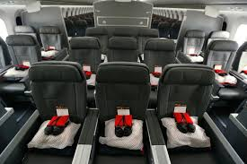 American Airlines Comfort Seats American Airlines U0027 New Roomier Premium Economy Seats Now On Sale