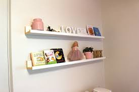 Ikea Ribba Picture Ledges How To Make Ikea Picture Ledge Checking In With Chelsea