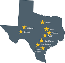 Texas Map Austin by Why Texas Chooses Grande For Cable Phone U0026 Internet