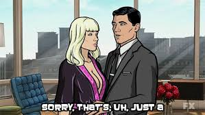 Sterling Archer Meme - it s the archer quote down sterling archer tv lists