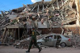 Does Mexico Have Thanksgiving Mexico City Earthquake Donations How To Help The Victims Money
