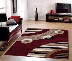 Area Rug Modern by Furniture Excellent Red Rugs For Living Room Modern U2013 Living Room