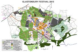Jmu Map The Tab Guide To Glastonbury 2015