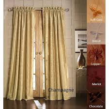 embroidered curtain panels embroidered vine light blocking