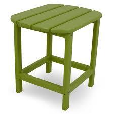 Outdoor Furniture Mallorca by Beistelltisch Aus Polywood Limettengrün Casa Bruno Ceiling