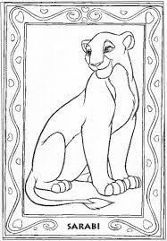 coloring page lion the lion king coloring pages coloringsuite com
