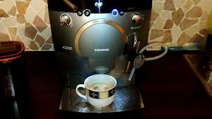 siemens surpresso compact tk58001 youtube