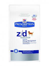 hill u0027s prescription diet z d food sensitivities dog food
