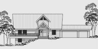 amazing a frame house plan central oregon house plan 5 bedrooms