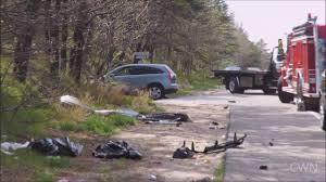 rollover crash route 6 truro ma 7 22 16 youtube