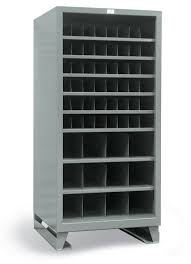 Metal Shelving Unit Strong Hold Products Metal Bin Storage Shelving Unit With 60