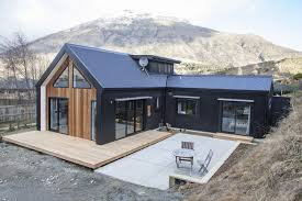 Small Home Building Little Black Barn House Home Design Ideas Eco Home Builds