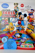 mickey mouse clubhouse party supplies mickey mouse clubhouse decorations ebay