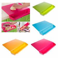 plastique cuisine 2 en 1 multifonction en plastique cuisine à découper planche à