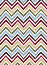 Rugs Chevron Flooring Charming Chevron Rug With Beautiful Colors For Home