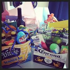 birthday baskets for him 32 gift basket ideas for men