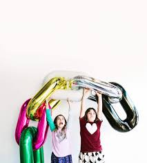 34 u0027 u0027 balloon links decoration jumbo foil balloon chain