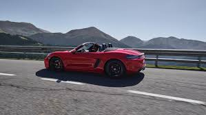 Porsche Boxster 2017 - tailored for design and sportiness u2013 the new porsche 718 gts models