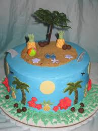 Tropical Themed Cake - tropical cake 2 shimmy shimmy cake