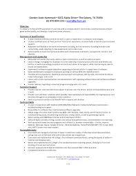 Housekeeping Duties On Resume Hospital Housekeeping Duties Resume