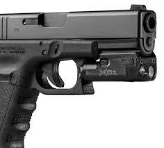 surefire light for glock 23 xc1 compact weaponlight