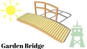 garden bridge plans youtube