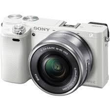 sony a6000 black friday deals sony alpha a6000 mirrorless digital camera ilce6000l w b u0026h photo